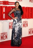 Amal Fashanu Photo - Amal Fashanu arriving for The Monuments Of Men Premiere at Odeon Leicester Square London 11022014 Picture by Alexandra Glen  Featureflash