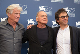Atom Egoyan Photo - Atom Egoyan Bruno Ganz  Jurgen Prochnow at the photocall for Remember at the 2015 Venice Film FestivalSeptember 10 2015  Venice ItalyPicture Kristina Afanasyeva  Featureflash