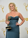 Amy Schumer Photo - Inside Amy Schumer star Amy Schumer at the 67th Primetime Emmy Awards at the Microsoft Theatre LA LiveSeptember 20 2015  Los Angeles CAPicture Paul Smith  Featureflash
