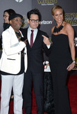 Tonya Lewis Lee Photo - Directors JJ Abrams  Spike Lee  wife Tonya Lewis Lee at the world premiere of Star Wars The Force Awakens on Hollywood BoulevardDecember 14 2015  Los Angeles CAPicture Paul Smith  Featureflash