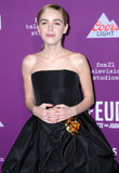 Graumans Chinese Theatre Photo - HOLLYWOOD CA - MARCH 1  Actress Kiernan Shipka attends Red Carpet Event for FXs Feud Bette And Joan at Graumans Chinese theatre on March 1 2017 in Hollywood California  (Photo by Barry KingImageCollectcom)