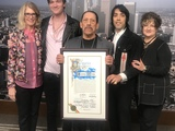 Angel City Photo - February 7 2020 Hollywood California USA I16087CHWDanny Trejo Honored With Los Angeles City Council  Proclamation for his Legacy Community Humankind Contribution  Act Of Valor   Los Angeles City Hall Los Angeles California USA  01312020 DANNY TREJO GILBERT TREJO AND GLORIA HINOJOSA      Clinton HWallacePhotomundo International  Photos Inc  (Credit Image  Clinton WallaceGlobe Photos via ZUMA Wire)