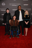 Kyla Kenedy Photo - Mason Cook Micah Fowler Cedric Yarbrough Kyla Kenedy 12102016 The World Premiere of Rogue One A Star Wars Story held at the Pantages Theatre in Los Angeles CA Photo by Izumi Hasegawa  HollywoodNewsWireco