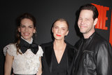 The Specials Photo - Hilary Swank Betty Gilpin Ike Barinholtz 03092020 The Special Screening of The Hunt held at The ArcLight Hollywood in Los Angeles CA Photo by Izumi Hasegawa  HollywoodNewsWirenet