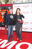 Alan Thicke Photo - Alan Thicke Tanya Callau 07102014 The World Premiere of gSex Tapeh held at The Regency Village Theatre in Westwood CA Photo by Izumi Hasegawa  HollywoodNewsWirenet