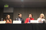 Austin Stowell Photo - Jessica McNamee Austin Stowell Billie Jean King Emma Stone 09172017 Battle of the Sexes Press Conference held at W Los Angeles - West Beverly Hills Los Angeles CA  Photo by Izumi Hasegawa  HollywoodNewsWireco