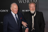 Ridley Scott Photo - Christopher Plummer Ridley Scott 12182017 The World Premiere of All The Money in The World held at The Academys Samuel Goldwyn Theater in Beverly Hills CA Photo by Izumi Hasegawa  HollywoodNewsWireco