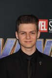 TY SIMPKINS Photo - Ty Simpkins 04222019 The world premiere of Marvel StudiosAvengers Endgame held at The Los Angeles Convention Center in Los Angeles CA Photo by Izumi Hasegawa  HollywoodNewsWireco