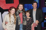 Milla Jovovich Photo - Milla Jovovich and her familiy 02022019 The World Premiere of The Lego Movie 2 The Second Part held at the Regency Village Theatre in Los Angeles CA Photo by Hiro Katoh  HollywoodNewsWireco