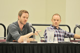 Aaron Ashmore Photo - Shawn Ashmore Aaron Ashmore 08252013 Fan Expo Canada held at the Metro Toronto Convention Centre in Toronto ON Photo by Kazu Maruyama  HollywoodNewsWirenet