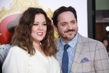 Ben Falcone Photo - Melissa McCarthy Ben Falcone 03282016 The World Premiere of The Boss held at Regency Village Theatre in Los Angeles CA Photo by Izumi Hasegawa  HollywoodNewsWireco