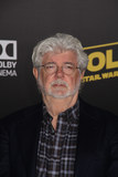 George Lucas Photo - George Lucas 05102018 The World Premiere of Solo A Star Wars Story held at Hollywood CA Photo by Izumi Hasegawa  HollywoodNewsWireco