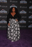 Amber Riley Photo - Amber Riley 01292018 The World Premiere of Black Panther held at The Dolby Theatre in Los Angeles CA Photo by Izumi Hasegawa  HollywoodNewsWireco