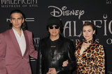 Gene Simmons Photo - Nick Simmons Gene Simmons Sophie Simmons 09302019 The World Premiere of Maleficent Mistress of Evil held at the El CapitanTheatre in Los Angeles CA Photo by Izumi Hasegawa  HollywoodNewsWireco