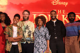 Alfre Woodard Photo - Shahadi Wright Joseph JD McCrary Seth Rogen Alfre WoodardChiwetel Ejiofor Donald Glover 07102019 The Lion King Press Conference held at the Montage Beverly Hills Luxury Hotel in Beverly Hills CA Photo by Izumi Hasegawa  HollywoodNewsWireco