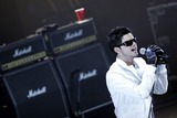 JD Fortune Photo - INXS  new lead singer JD Fortune performing onstage at