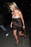 Adele Photo - London Adele Silva  arrives at the Embassy Club London for her  birthday party  20th November 2004 Paolo PirezLandmark Media