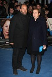 Abi Morgan Photo - London UK 040112Abi Morgan and guest at the UK premiere of the film The Iron Lady held at the BFI Southbank4 January 2012Keith MayhewLandmark Media