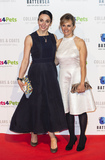 Amanda Abbington Photo - London UK Freya North (R) and Amanda Abbington at the Battersea Dogs  Cats Home Collars  Coats Gala Ball 2018 at Battersea Evolution on November 01 2018 in London EnglandRef LMK386-J2895-021118Gary MitchellLandmark Media WWWLMKMEDIACOM