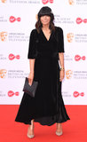 Claudia Winkleman Photo - London UK  Claudia Winkleman at The British Academy Television Awards  2019held at  Festival Hall Belvedere Road London on Sunday 12 May 2019  Ref LMK392 -J4880-130519Vivienne VincentLandmark Media WWWLMKMEDIACOM