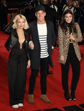 Jamie Laing Photo - London UK Jess Woodley Jamie Laing and guest at the World Premiere of Grimsby ( The Brothers Grimsby ) at the Odeon Leicester Square London on February 22nd 2016Ref LMK73-60020-230216Keith MayhewLandmark Media WWWLMKMEDIACOM