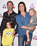 Amanda Lamb Photo - London UK Sean McGuinness Amanda Lamb Willow and Lottie  at The Sky Kids Cafe Launch Party held at The Vinyl Factory Marshall Street London on Sunday 29 May 2016 Ref LMK392-60616-300516Vivienne VincentLandmark Media WWWLMKMEDIACOM