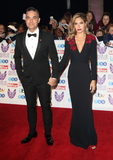 Ayda Field Photo - London UK Robbie Williams and Ayda Field at Pride of Britain Awards 2018 at the Grosvenor House Park Lane London on Monday 29 October 2018Ref LMK73-J2870-301018Keith Mayhew Landmark Media WWWLMKMEDIACOM