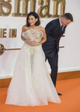 Channing Tatum Photo - London UK Channing Tatum and Jenna Dewan at the Kingsman The Golden Circle World Premiere held at Odeon Leicester Square on September 18 2017 in London EnglandRef LMK386-J755-190917Gary MitchellLandmark MediaWWWLMKMEDIACOM