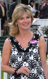 Anthea Turner Photo - Windsor Berkshire UK  TV presenter Anthea Turner  at the Guards Polo Club in  Windsor Great Park  She is reported to recently bought the house of DJTV presenter Chris Evans  for 5 million 21st June 2009 SydLandmark Media