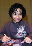Noah Gray-Cabey Photo - Manchester UK Noah Gray-Cabey at Collectormania Manchester 2008 at the Central Hall09 March 2008Andy LomaxLandmark Media