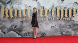The Sword Photo - London UK Millie Brady at  King Arthur Legend of the Sword - European film premiere at the Cineworld Empire Leicester Square London on May 10th 2017  Ref LMK73-J287-110517Keith MathewlLandmark MediaWWWLMKMEDIACOM