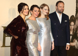 Yorgos Lanthimos Photo - London UK Rachel Weisz Olivia Colman Emma Stone and Yorgos Lanthimos at 62nd BFI London Film Festival The Favourite - American Express gala screening at the BFI Southbank Belvedere Road London on Thursday 18 October 2018Ref LMK73-J2812-191018Keith MayhewLandmark MediaWWWLMKMEDIACOM