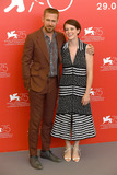 Ryan Gosling Photo - Venice Italy Ryan Gosling and Claire Foy  at a the First Man Photocall  75th Venice Film Festival Sala Casino in Venice 29th August 2018 RefLMK200-S1654-290818Landmark MediaWWWLMKMEDIACOM