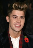 Aiden Grimshaw Photo - London UK  111110Aiden Grimshaw at the World Premiere of the film Harry Potter and the Deathly Hallows Part 1 held at the Odeon Leicester Square11 November 2010Keith MayhewLandmark Media