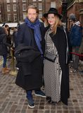 Alice Temperley Photo - London UK  Greg Williams and Alice Temperley  at  Working Title Pre BAFTA VIP Brunch at The Chiltern Firehouse Chiltern Street London on Saturday 7 February 2015Ref LMK392 -50541-080215Vivienne VincentLandmark Media WWWLMKMEDIACOM