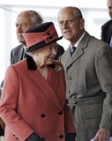 PRINCE PHILIP Photo - BerkshireWindsor UK Queen Elizabeth II and Prince Philip Duke of Edinburgh at the Royal Windsor Horse Show held at Windsor in  Berkshire 13th May 2007Steve McGarryLandmark Media