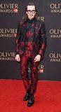 Joshua Kane Photo - London UK Joshua Kane at The Olivier Awards 2018 held at The Royal Albert Hall Kensington Gore South Kensington London on Sunday 8 April 2018Ref LMK392-J1868-090418Vivienne VincentLandmark Media WWWLMKMEDIACOM