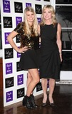 Anthea Turner Photo - London UK Anthea Turner  (R) with step daughter Lily Bovey   at the Style for Stroke Launch Party Inside Arrivals  at No5 Cavendish Square London 2nd October 2012 Keith MayhewLandmark Media