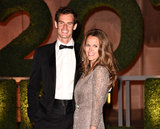 Andy Murray Photo - London UKAndy Murray and Kim Sears  at the Wimbledon Champions Dinner held at The Guildhall Gresham Street London on Sunday 10 July 2016Ref LMK392 -60361-110716Vivienne VincentLandmark Media WWWLMKMEDIACOM