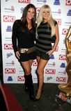 Lucy Pinder Photo - London Michell Marsh and Lucy Pinder at the OK Magazine Christmas Karaoke Party at Papageno Restaurant Covent GardenDecember 14th 2005Picture by FlashburstLandmark Media