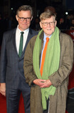 Alan Bennett Photo - London UK Alex Jennings and Alan Bennett at London Film Festival Centrepiece Gala The Lady in the Van at the Odeon Leicester Square London on October 13th 2015Ref LMK73-58359-141015Keith MayhewtLandmark Media WWWLMKMEDIACOM