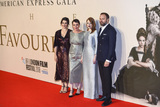 Yorgos Lanthimos Photo - London UK Rachel Weisz Olivia Colman Emma Stone and Yorgos Lanthimos  at the UK Premiere of The Favourite  American Express Gala at the 62nd BFI London Film Festival on October 18 2018 in London EnglandRef LMK386-J2810-191018Gary MitchellLandmark MediaWWWLMKMEDIACOM