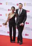 The Virgins Photo - London UK Konnie Huq and Charlie Brooker  at the Virgin Media British Academy Television Awards at The Royal Festival Hall 12th May 2019 Ref LMK386 -S2416-150519Gary MitchellLandmark Media   WWWLMKMEDIACOM
