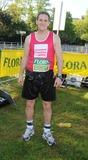 Nick Pickard Photo - London UK Nick Pickard at the start of the Flora London Marathon 2009 26 April 2009Ali KadinskyLandmark Media