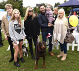 Reece Bibby Photo - London UK 050915Reece Bibby Anais Gallagher Meg Matthews Kirk Norcross Scarlett and Holli Willis  at PupAid 2015 at Primrose Hill LondonSaturday 5 September 2015Ref LMK392-00000-060915Vivienne VincentLandmark Media WWWLMKMEDIACOM