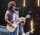 Lenny Kravitz Photo - London UK Lenny Kravitz performing live at BBC Radio 2 in Hyde Park London on Sunday 9th September 2018Ref LMK73-J2576-100918Keith MayhewLandmark MediaWWWLMKMEDIACOM