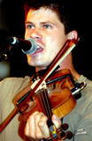 Johnny Cash Photo - London Seth Lakeman celebrates the launch of his new single Lady Of The Sea at HMVs Oxford Street store with an acoustic show and signingHe launched his solo album Kitty Jay in 2005 in the style of Johnny Cash by performing a concert inside a prison (Dartmoor)07 August 2006Debbie SmythLandmark Media