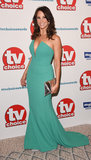 Andrea Mclean Photo - London UK Andrea McLean  at The TV Choice Awards held at The Dorchester Hotel London on Monday 10 September 2018Ref LMK392-J2580 -110918Vivienne VincentLandmark Media WWWLMKMEDIACOM