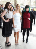 Amanda Clapham Photo - London UK Sarah George Amanda Clapham and Jessica Ellis at he TRIC Awards 2016 at Grosvenor House Hotel at The Grosvenor House Hotel on March 8 2016 in London EnglandRef LMK73-60060-080316Keith MayhewLandmark Media WWWLMKMEDIACOM