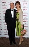 Alastair Stewart Photo - London UK Alastair Stewart and  Katie Derham at the Costa Book Awards at the Intercontinental Hotel Park Lane London 27th January 2009 Chris JosephLandmark Media